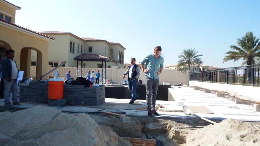 Landscape Architecture Design Abu Dhabi