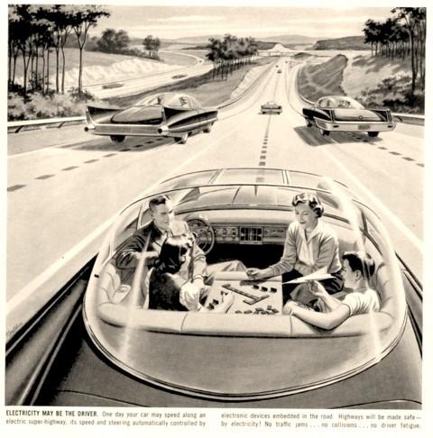 general motors 1953 future