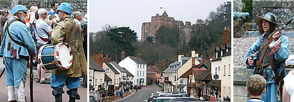 Dunster Castle Places to Visit