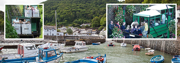 Lynmouth & Lynmouth